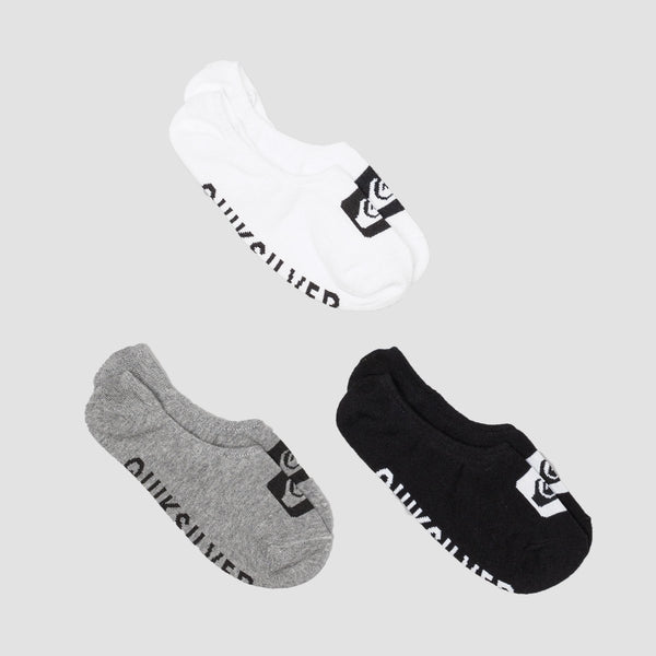 Quiksilver Liner Socks 3 Pack Assorted - Accessories