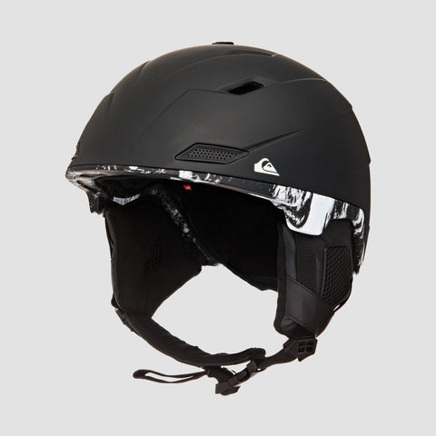 Quiksilver Loden Snow Helmet Castle Rock Smoky