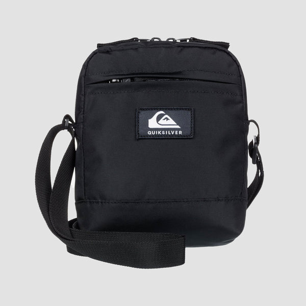 Quiksilver Magicall 2L Shoulder Bag Black