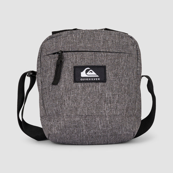 Quiksilver Magicall 2L Shoulder Bag Light Grey Heather