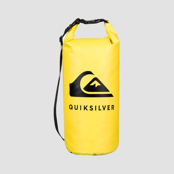 Quiksilver Medium Water Stash 10L Bag Safety Yellow