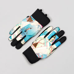 Quiksilver Method Snow Gloves Nude Run - Snowboard