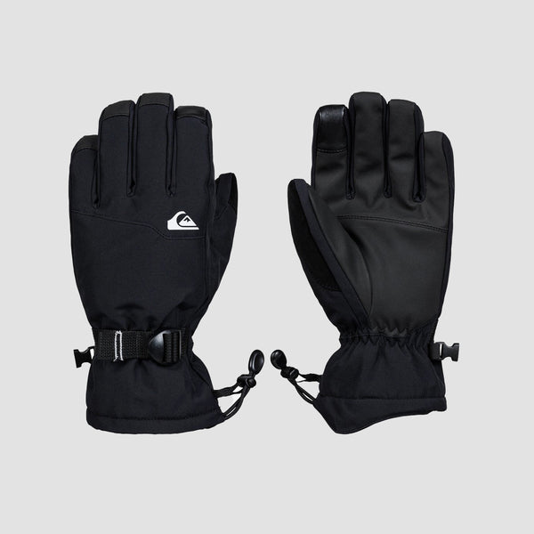 Quiksilver Mission Snow Gloves Black