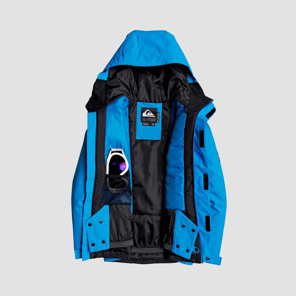 Quiksilver Mission Snow Jacket Cloisonne - Kids