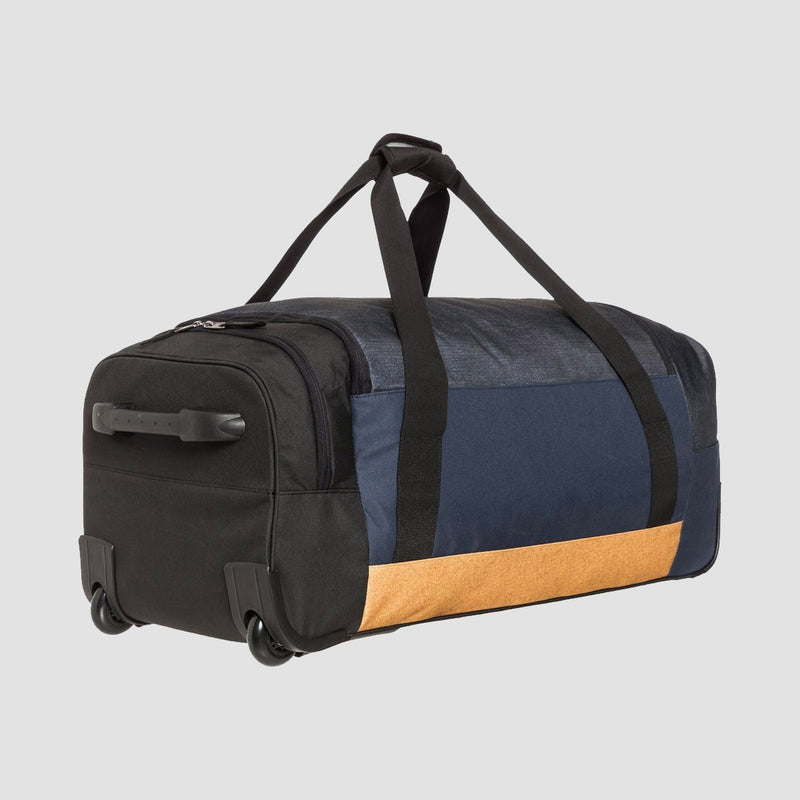 Quiksilver New Centurion 60L Wheeled Duffle Bag Honey Heather