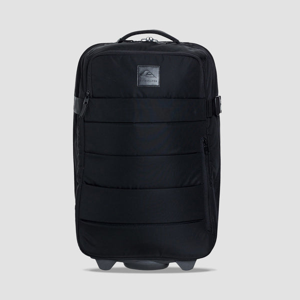 Quiksilver New Horizon 32L Wheeled Cabin Suitcase Black