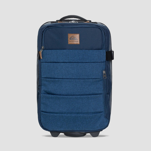 Quiksilver New Horizon 32L Wheeled Cabin Suitcase Moonlit Ocean