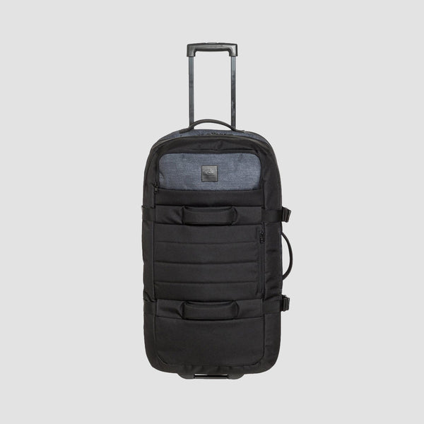 Quiksilver New Reach 100L Wheeled Suitcase Black