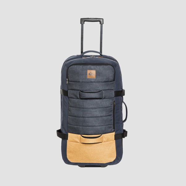 Quiksilver New Reach 100L Wheeled Suitcase Honey Heather