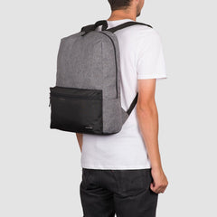 Quiksilver Night Track 24L Backpack Light Grey Heather - Accessories