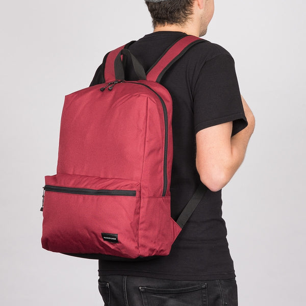 Quiksilver Night Track 24L Backpack Pomegrenate - Accessories