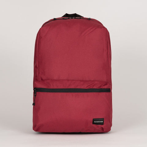 Quiksilver Night Track 24L Backpack Pomegrenate