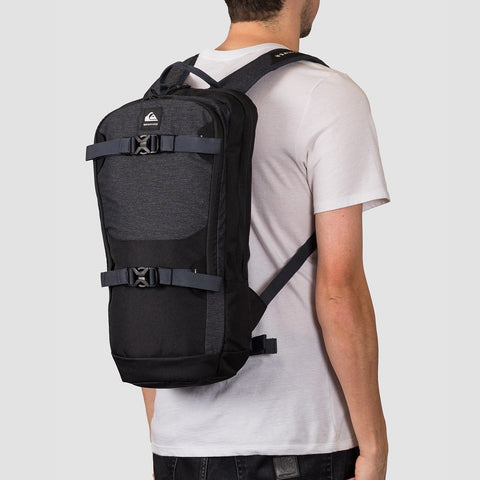 Quiksilver Oxydized 12L Backpack Black - Snowboard