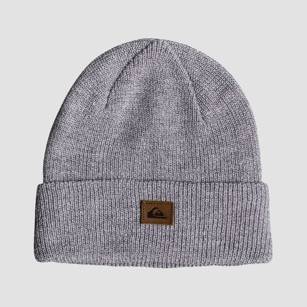 Quiksilver Performed Beanie Snow White Heather