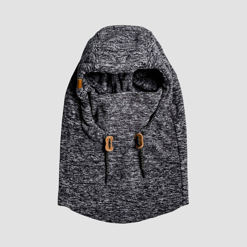 Quiksilver Preston 2 in 1 Snow Balaclava Black