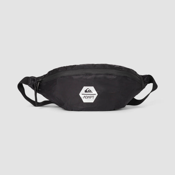 Quiksilver Primitiv Pubjug 1.5L Packable Bum Bag Black