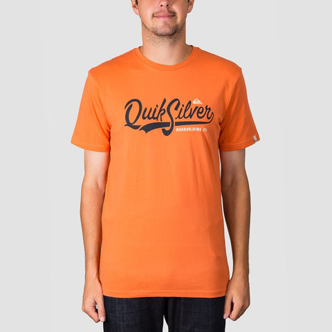 Quiksilver Quik Pool Tee Flamingo