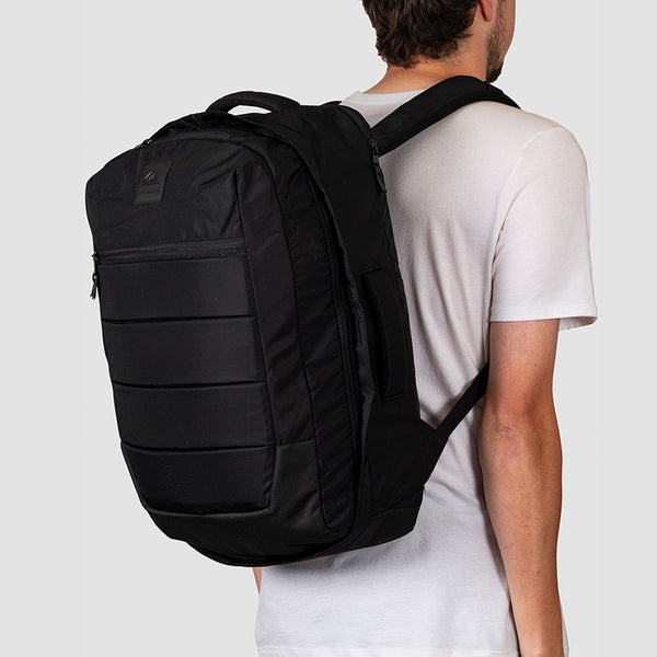 Quiksilver Rawaki Carry On 35L Backpack Black