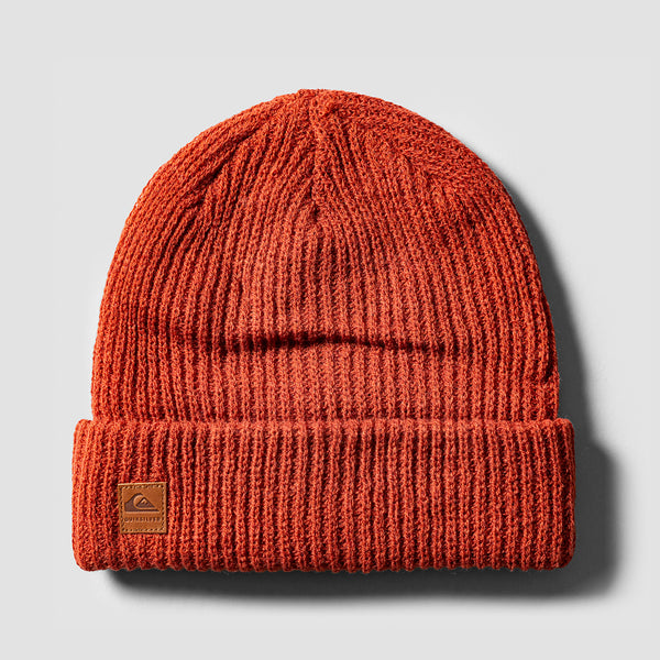 Quiksilver Routine Beanie Barn Red