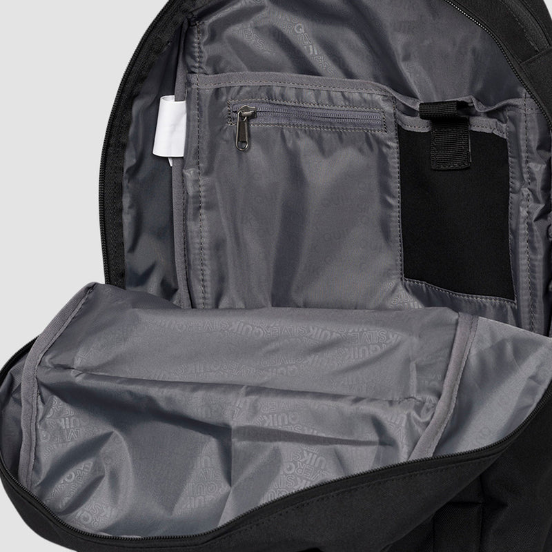Quiksilver Sea Coast 30L Backpack Black