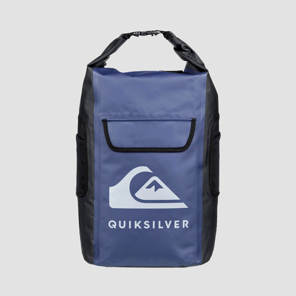 Quiksilver Sea Stash II 35L Surf Backpack Moonlit Ocean