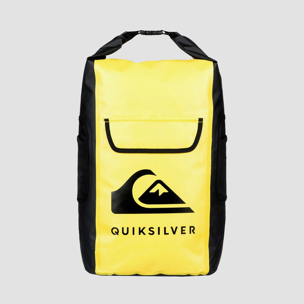 Quiksilver Sea Stash II 35L Surf Backpack Safety Yellow