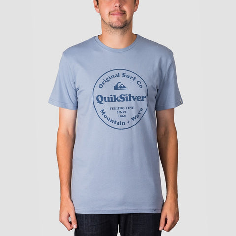 Quiksilver Secret Ingredient Tee Stone Wash