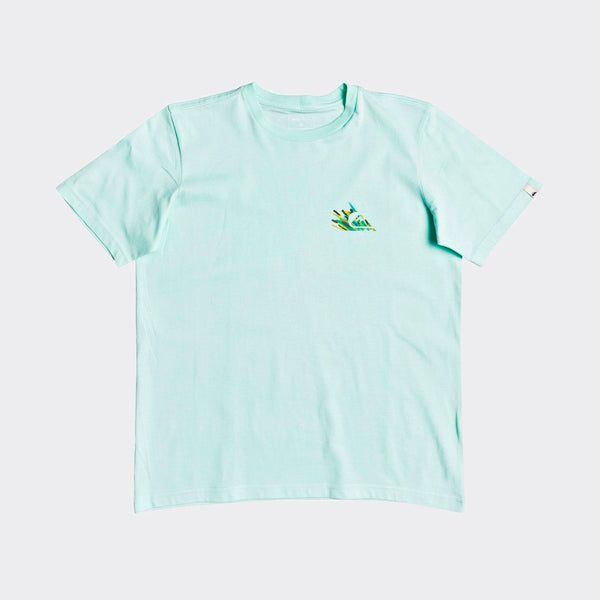 Quiksilver Shallow Water Tee Beach Glass - Kids