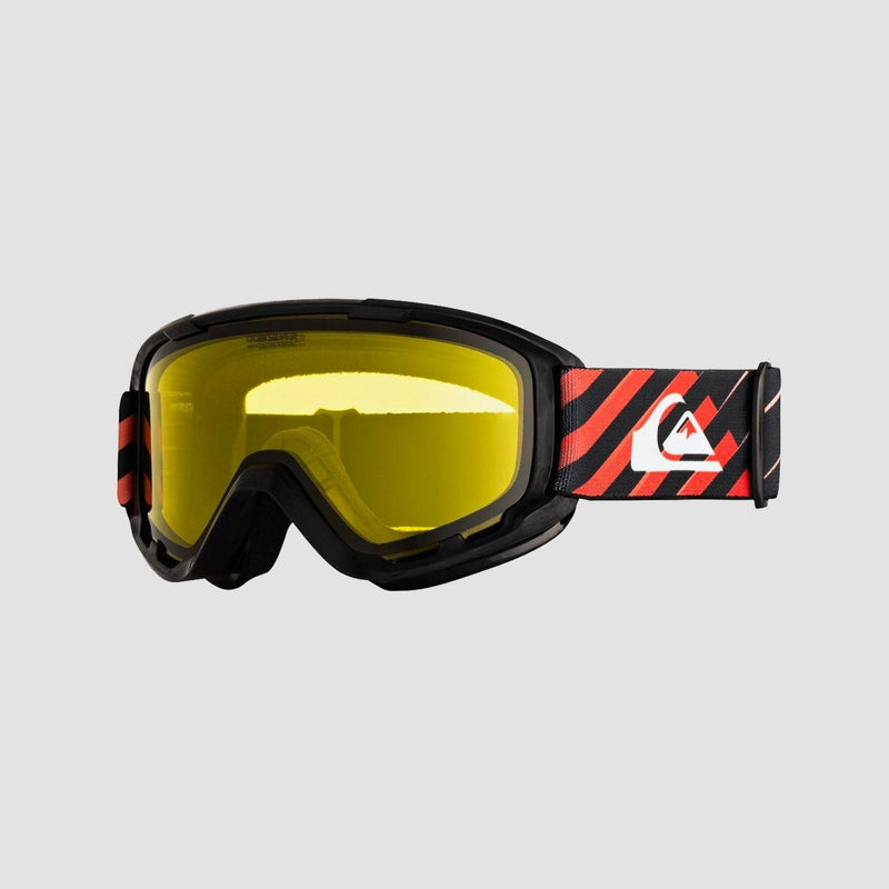 Quiksilver Sherpa Bad Weather Snow Goggles Poinciana Gradientlineyth - Snowboard