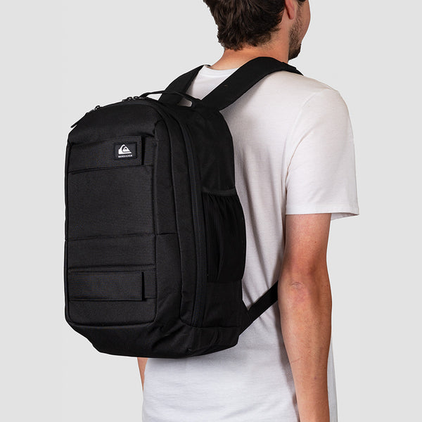 Quiksilver Skate Pack 24L Backpack Black