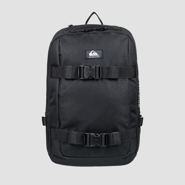 Quiksilver Skate Pack II 22L Backpack Black