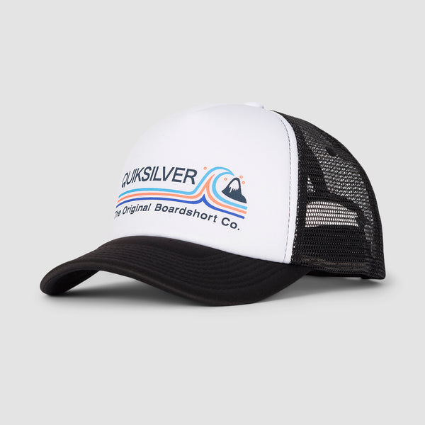 Quiksilver Standards Cap White