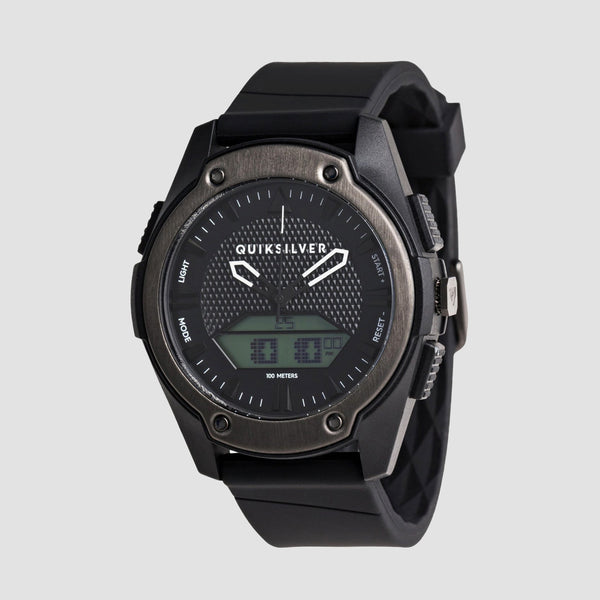Quiksilver Stringer Analogue/Digital Watch Black