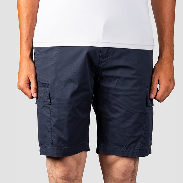 "Quiksilver Sylvester 20"" Cargo Shorts Blue Nights"