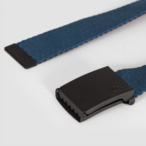 Quiksilver The jam 5 Web Belt Moonlit Ocean - Accessories