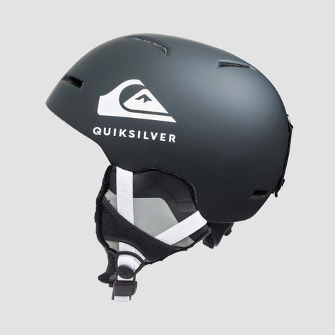 Quiksilver Theory Snow Helmet Black