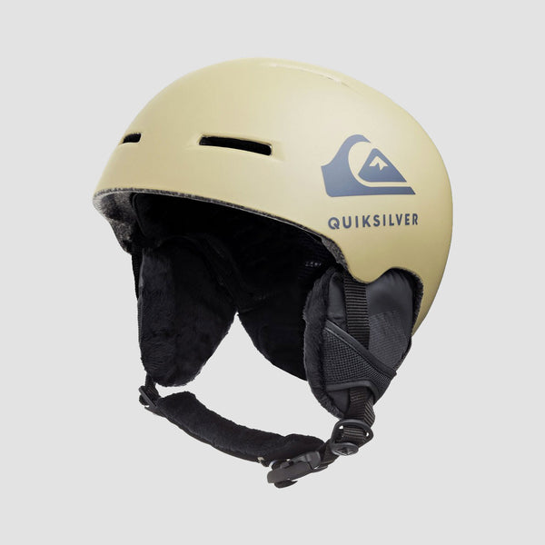 Quiksilver Theory Snow Helmet Military Olive