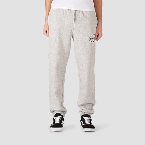 Quiksilver Track Pants Light Grey Heather