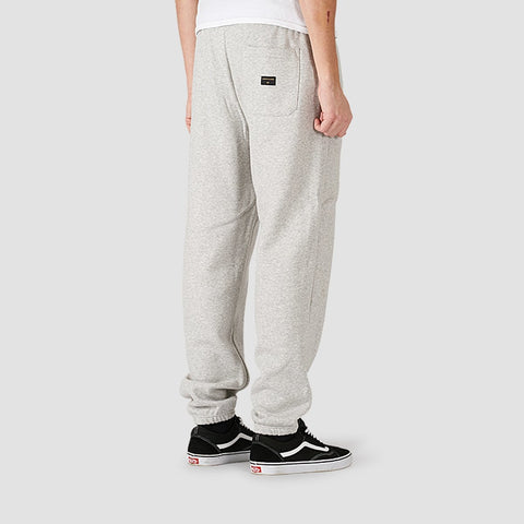 Quiksilver Track Pants Light Grey Heather - Clothing