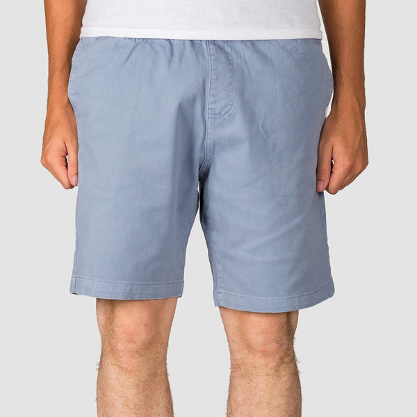 Quiksilver Twist Of Shadows 19 Shorts Stone Wash - Clothing