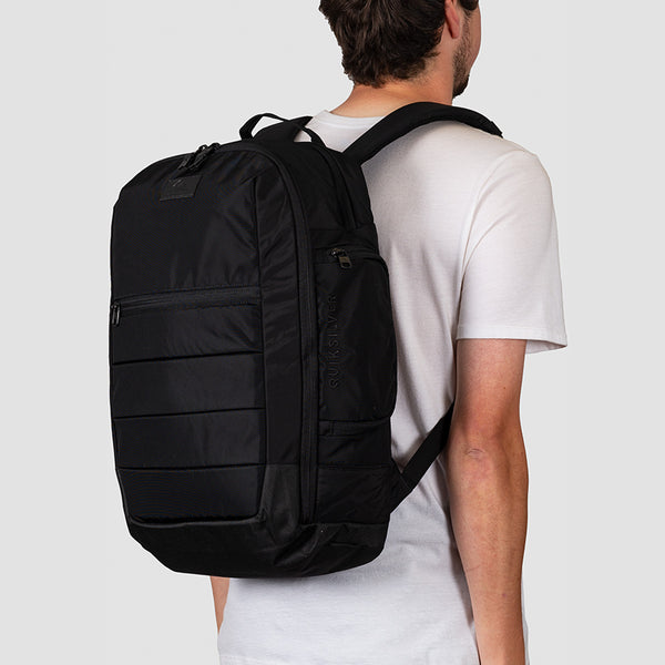 Quiksilver Upshot Plus 25L Backpack Black