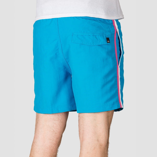 Quiksilver Vibes 16 Swim Shorts Malibu Blue - Clothing