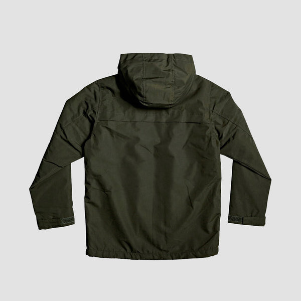 Quiksilver Waitng Period Jacket Deep Depths - Kids