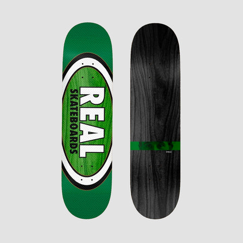 Real Harry Am Edition Oval Deck Green - 8.4""