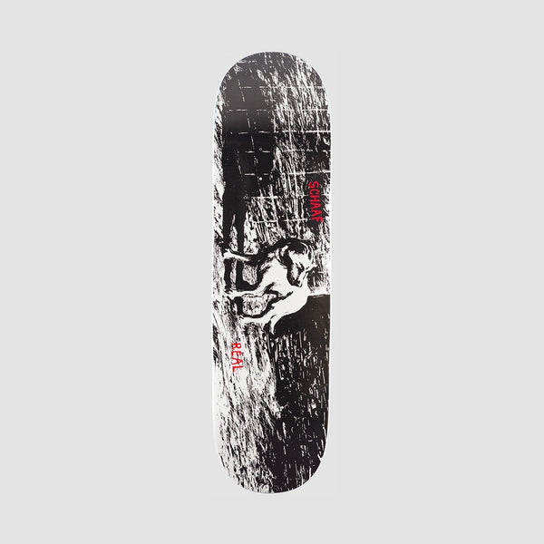 Real Max Shaaf Canines Full SE Deck - 8.5 - Skateboard