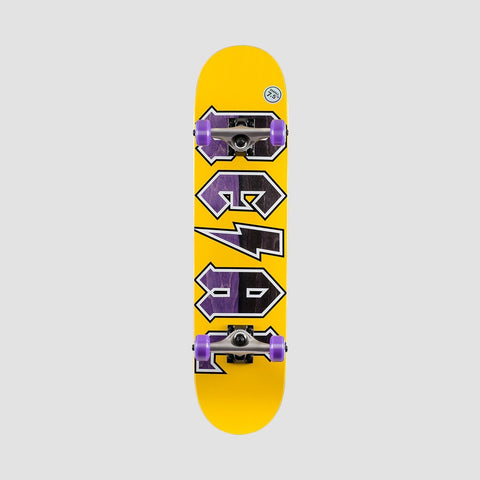 Real New Deeds Pre-Built Complete Small Yellow - 7.5""