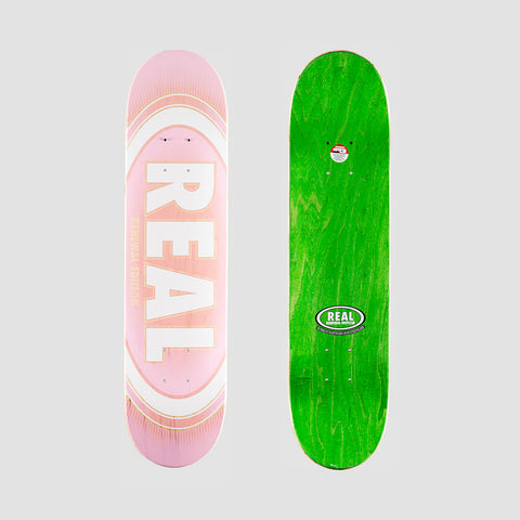 Real Oval Burst Fade PP Deck - 7.3""