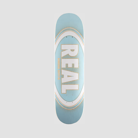 Real Oval Burst Fade PP Deck - 8.5""