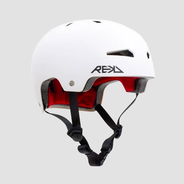REKD Elite 2.0 Helmet White - Kids