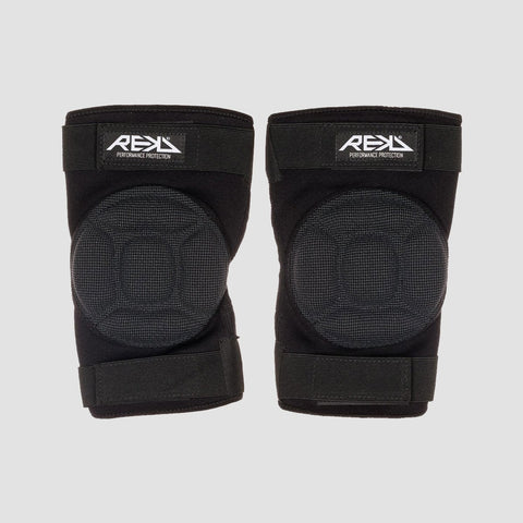 REKD Impact Knee Gaskets Black